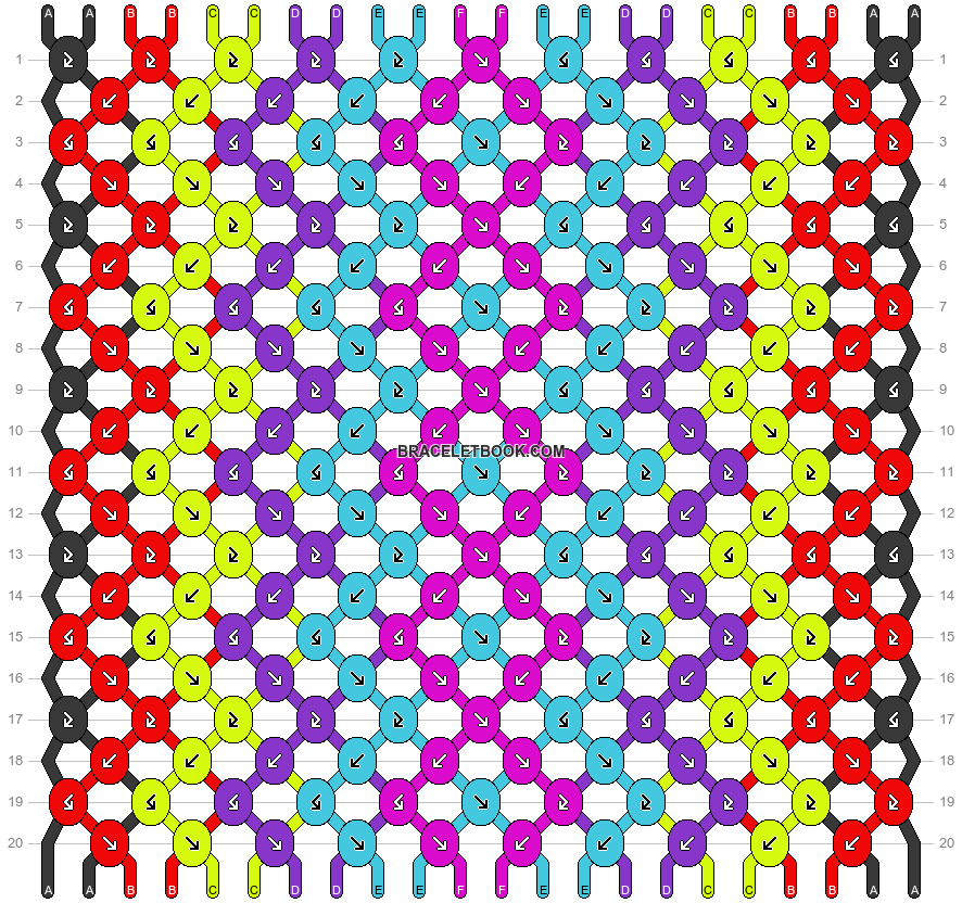 Normal pattern #11475 variation #634 pattern