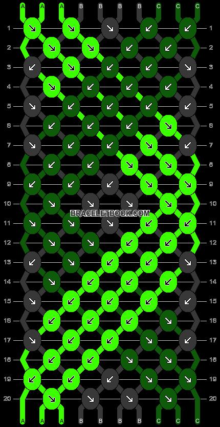 Normal pattern #22656 variation #686 pattern