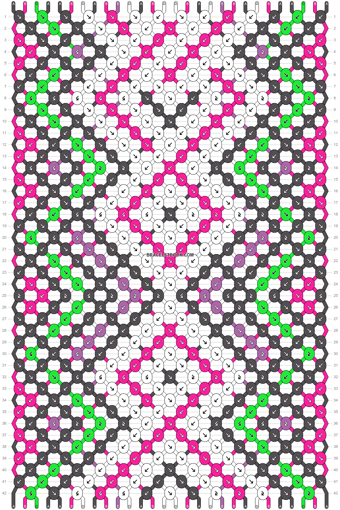 Normal pattern #20100 variation #690 pattern