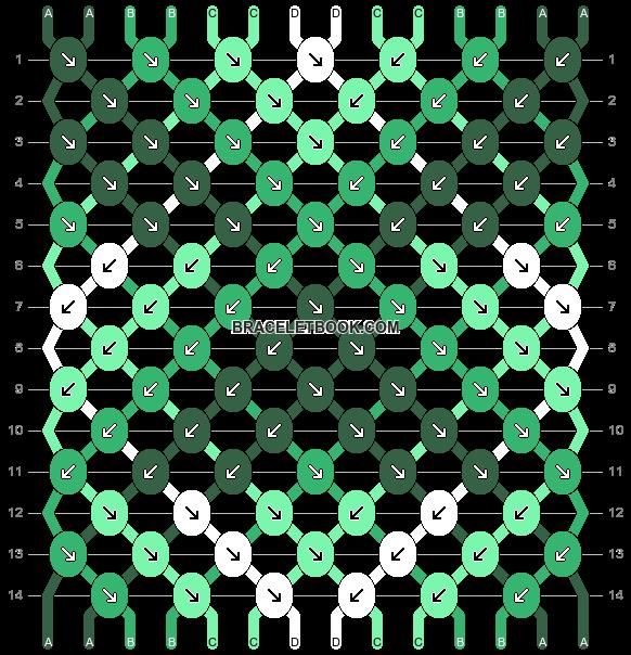Normal pattern #22868 variation #691 pattern
