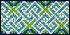 Normal pattern #7046 variation #703