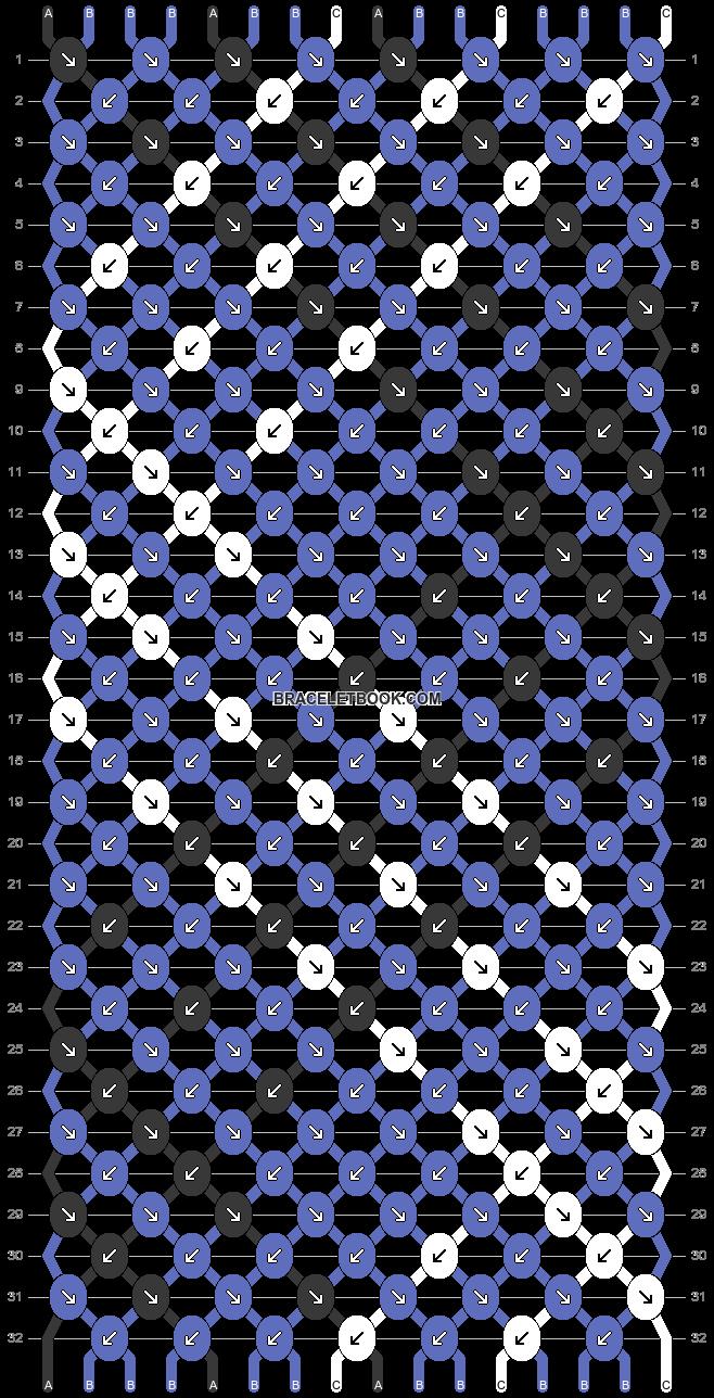 Normal pattern #1021 variation #741 pattern