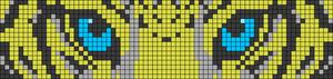 Alpha pattern #18657 variation #744