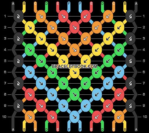 Normal pattern #20800 variation #761 pattern