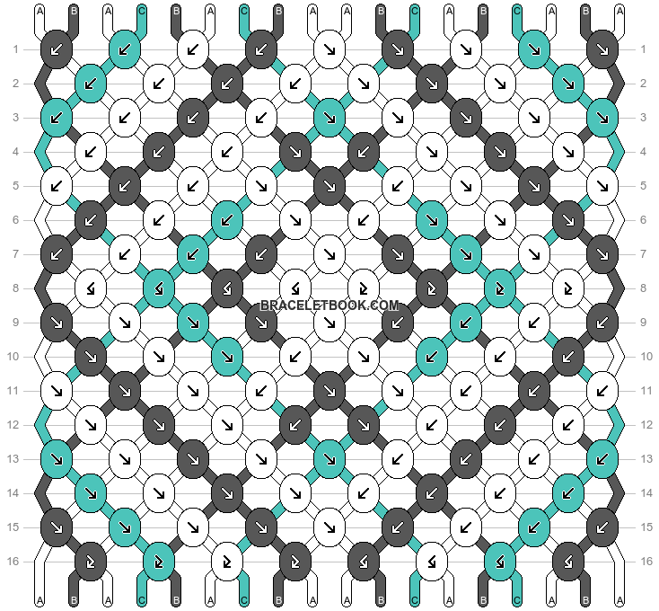 Normal pattern #23256 variation #816 pattern