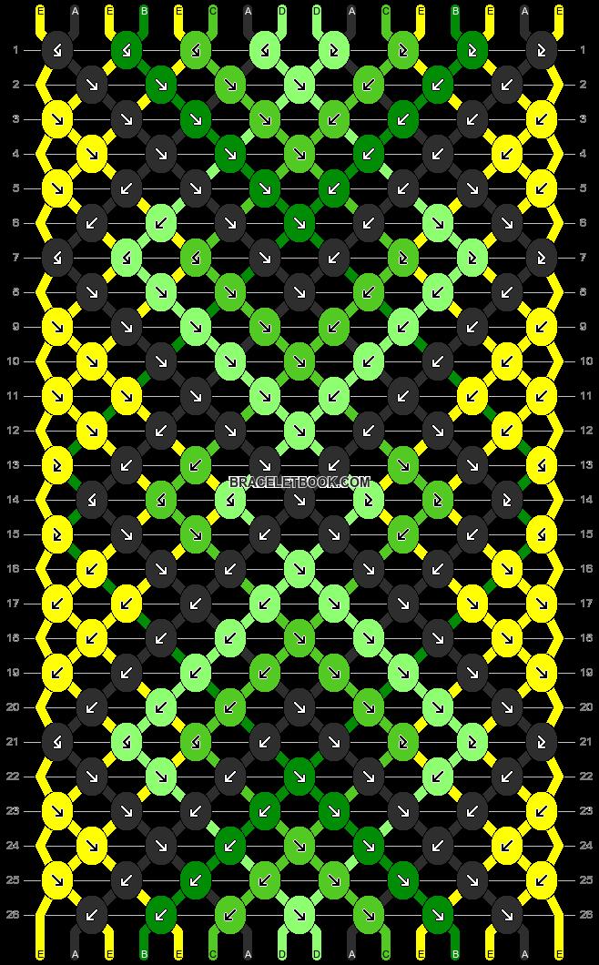 Normal pattern #11733 variation #817 pattern