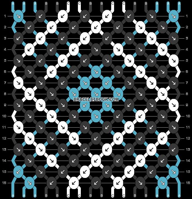 Normal pattern #22733 variation #818 pattern