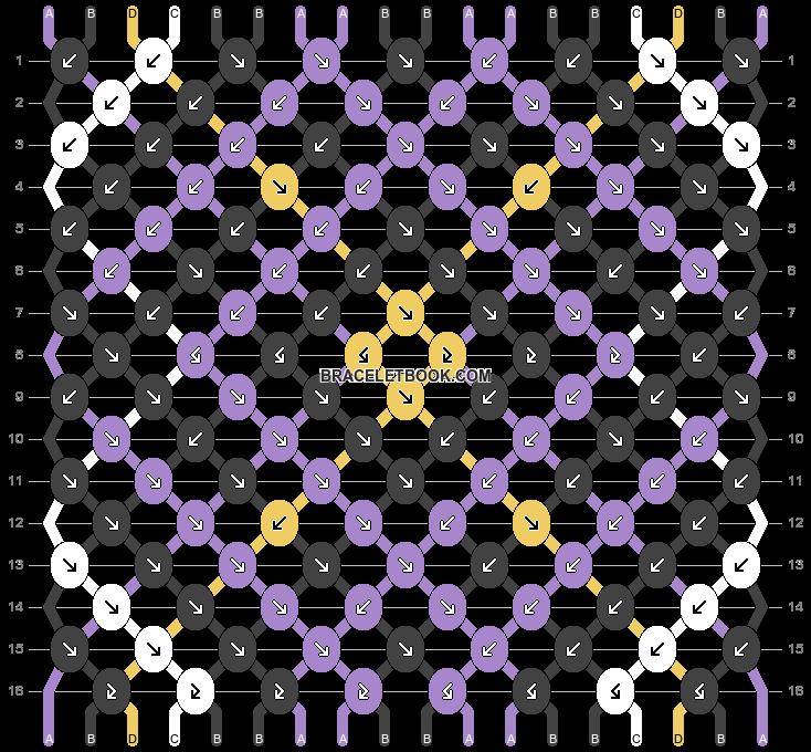 Normal pattern #23293 variation #827 pattern