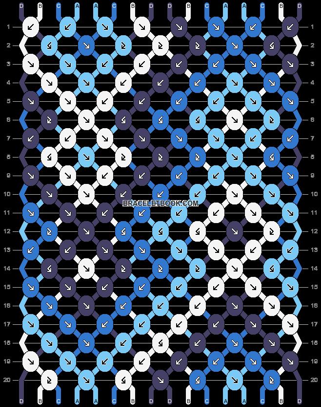 Normal pattern #11154 variation #891 pattern
