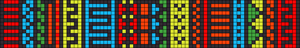 Alpha pattern #9867 variation #924