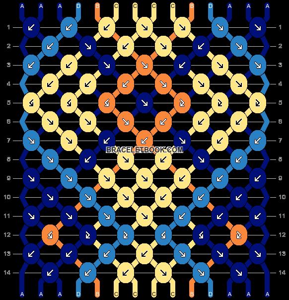 Normal pattern #23487 variation #954 pattern