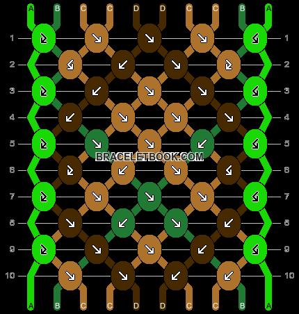 Normal pattern #22907 variation #1003 pattern