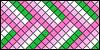 Normal pattern #1273 variation #1034