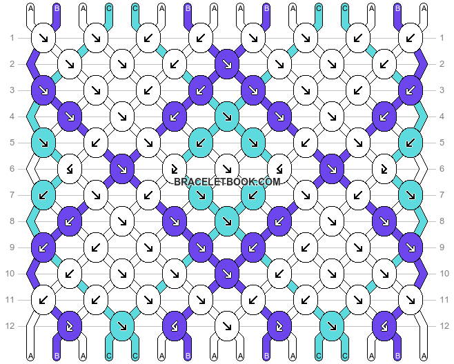 Normal pattern #23114 variation #1058 pattern