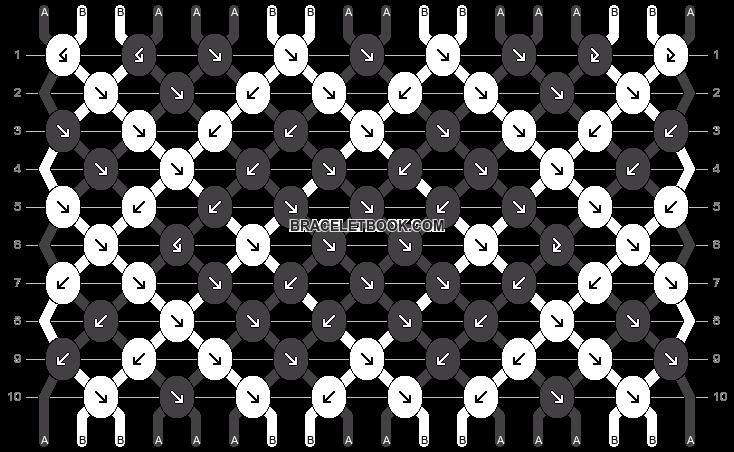 Normal pattern #23425 variation #1059 pattern
