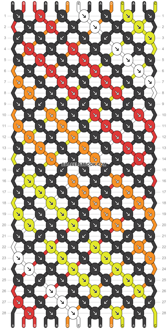 Normal pattern #4138 variation #1079 pattern