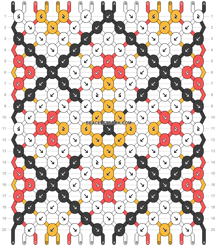 Normal pattern #24072 variation #1083 pattern