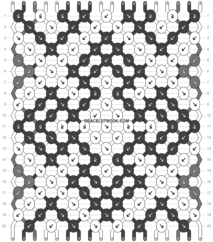 Normal pattern #24043 variation #1084 pattern