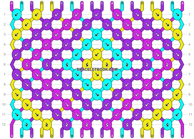 Normal pattern #24039 variation #1197 pattern