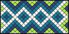 Normal pattern #24232 variation #1198