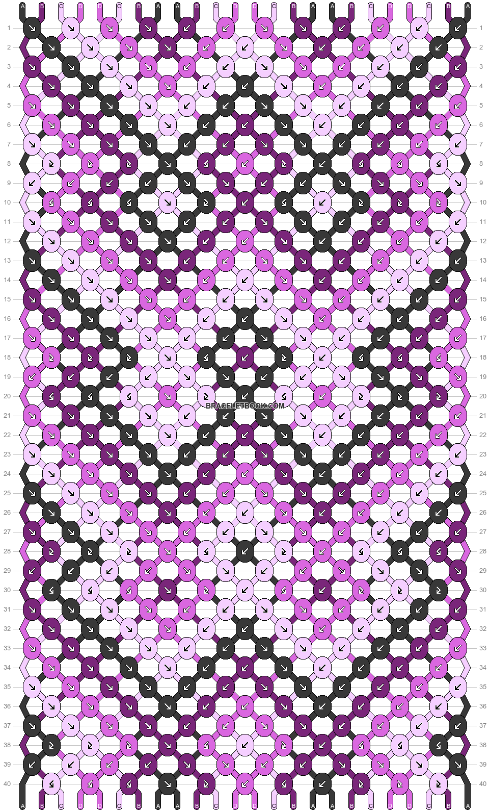Normal pattern #24381 variation #1270 pattern