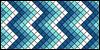 Normal pattern #2244 variation #1286
