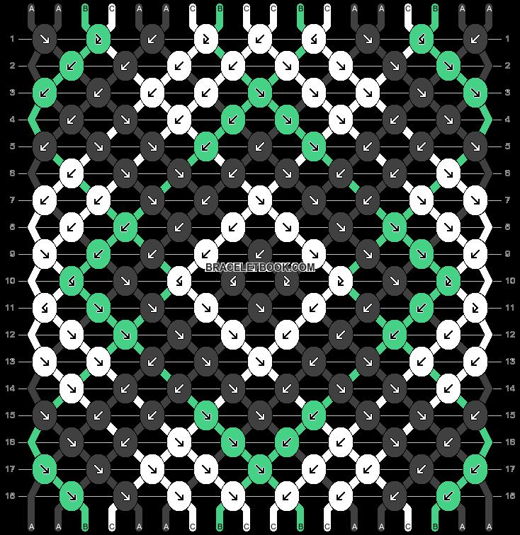 Normal pattern #24030 variation #1300 pattern