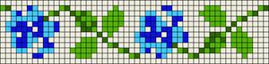 Alpha pattern #23098 variation #1324