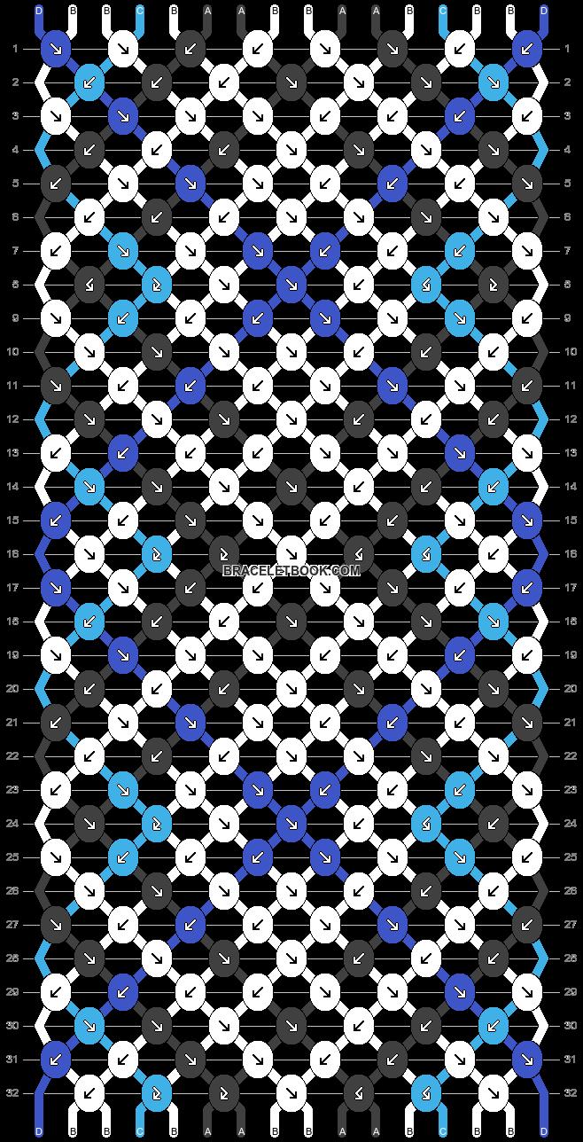 Normal pattern #24448 variation #1351 pattern