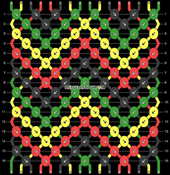 Normal pattern #185 variation #1374 pattern