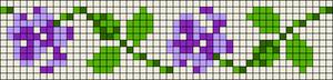 Alpha pattern #23098 variation #1381