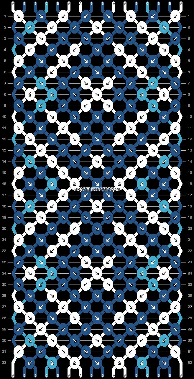 Normal pattern #24448 variation #1390 pattern