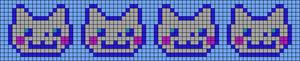 Alpha pattern #20348 variation #1433