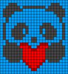 Alpha pattern #22307 variation #1501