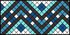 Normal pattern #24459 variation #1598