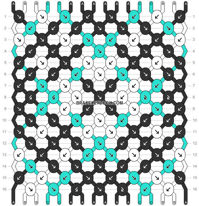 Normal pattern #24604 variation #1610 pattern