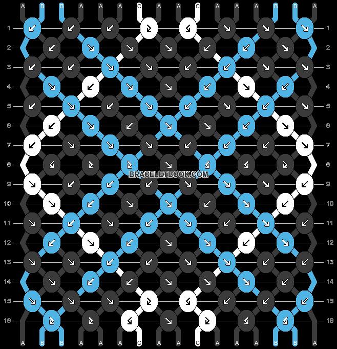 Normal pattern #24613 variation #1611 pattern