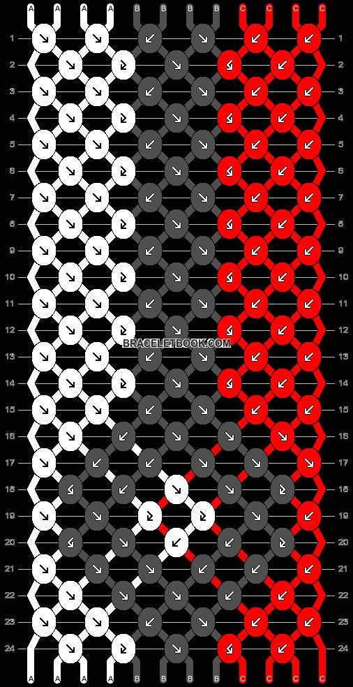 Normal pattern #24709 variation #1639 pattern