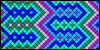 Normal pattern #24682 variation #1667