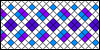 Normal pattern #12070 variation #1669