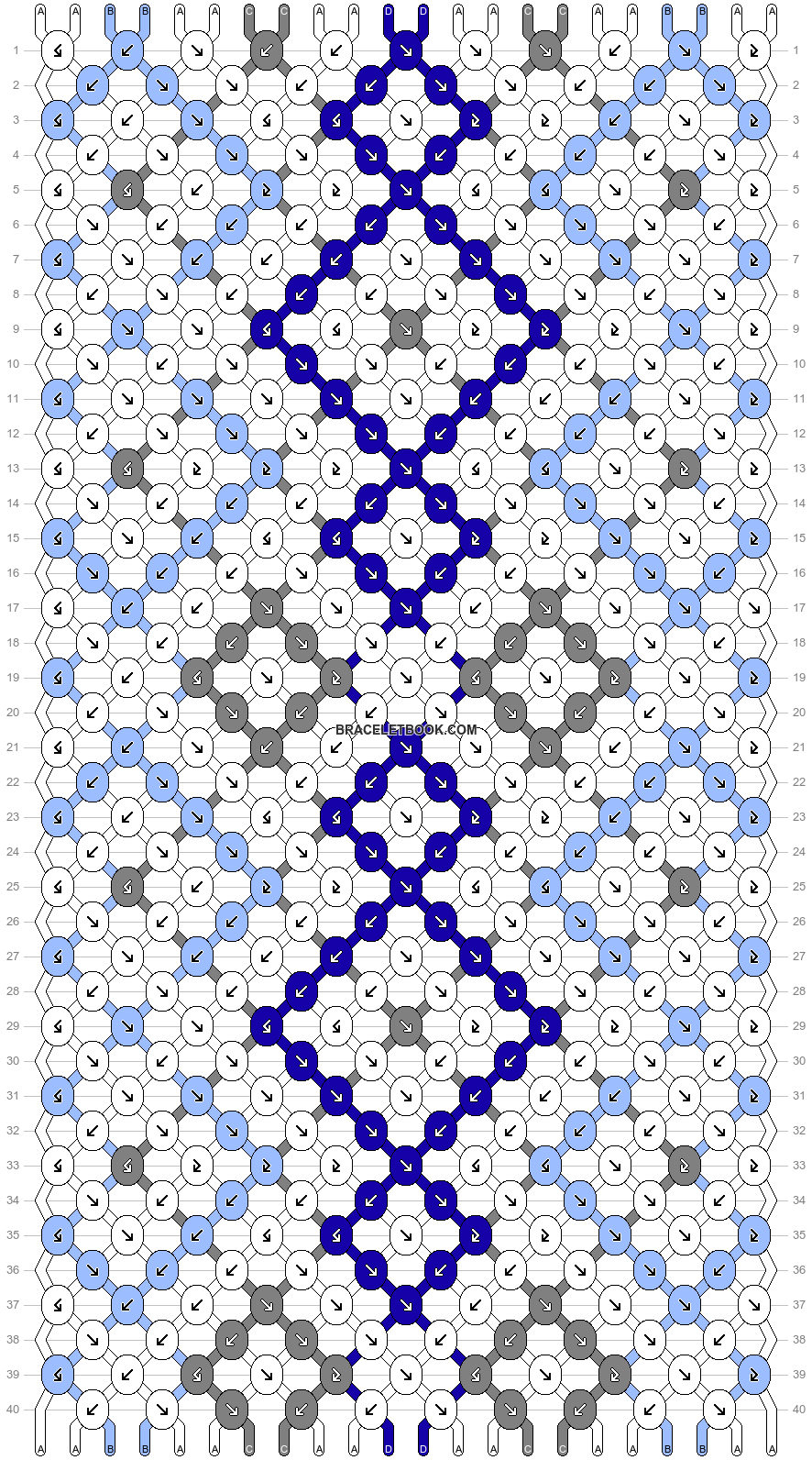 Normal pattern #24652 variation #1705 pattern