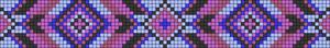 Alpha pattern #24793 variation #1707