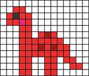 Alpha pattern #22158 variation #1719