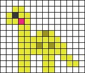 Alpha pattern #22158 variation #1721