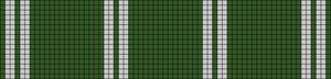 Alpha pattern #24814 variation #1733