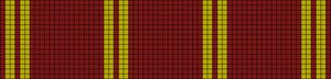 Alpha pattern #24814 variation #1735
