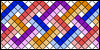 Normal pattern #23006 variation #1738