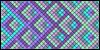 Normal pattern #24520 variation #1786