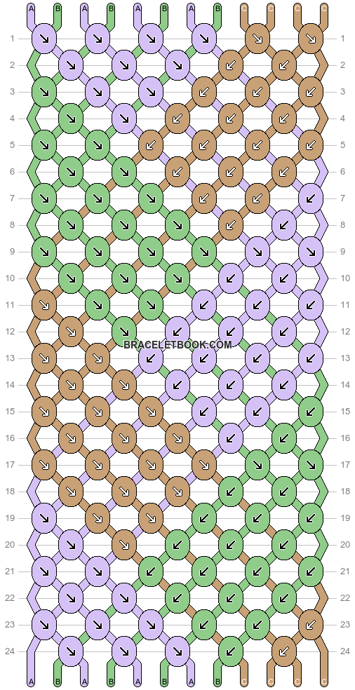 Normal pattern #24716 variation #1873 pattern