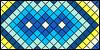 Normal pattern #19420 variation #1880